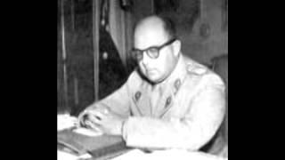 Marcos Pérez Jiménez Golpe de Estado  Enero 01, 1958