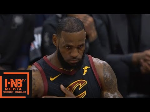 Cleveland Cavaliers vs Indiana Pacers 1st Qtr Highlights / Game 2 / 2018 NBA Playoffs