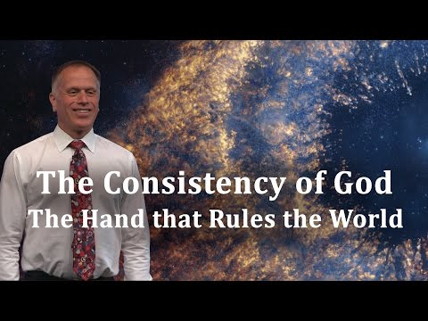 893 - The Hand That Rules The World - Butch Jensen