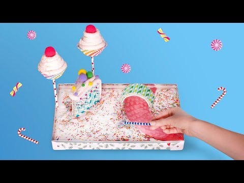 How To Make A Miniature Candyland Zen Garden