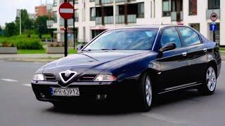 Alfa Romeo 166 2000r. - test | Automocje