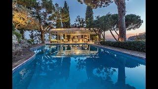 Enchanting Amalfi Coast Hilltop Estate in Ravello, Italy