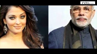 Download Aishwarya Rai Bachchan praises Narendra Modi MP3 song and Music Video