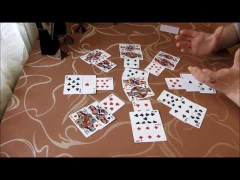 Расклад круг на колоде 36 карт