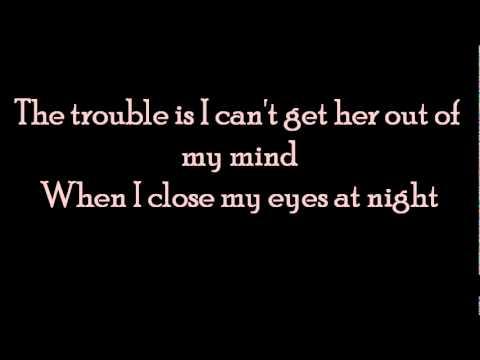 backstreet boys trouble is lyrics youtube. Black Bedroom Furniture Sets. Home Design Ideas
