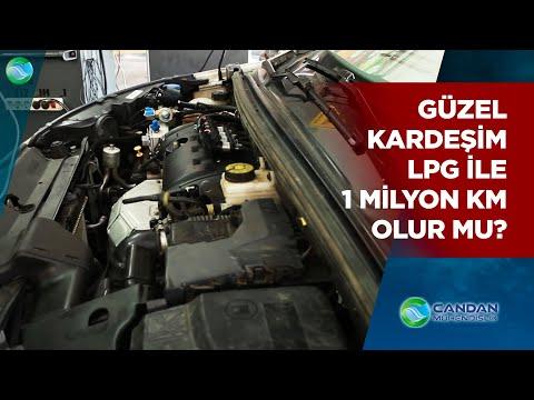 Otogaz ile 1 Milyon KM Efsanemi  & LPG ile  Motor /Supap Sorunu Yaşanır mı ?