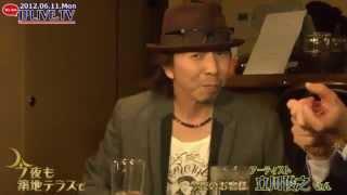 http://jplive.tv/tsukijiterrace/ 大事MANブラザーズバンドとして、 19...