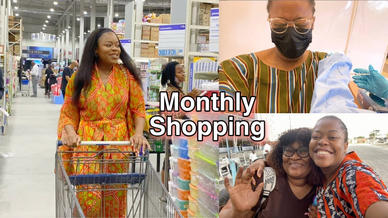 Download Follow Me Monthly SHOPPING, I Got Vaccinated, Store REVEAL and Saying GOODBYES
