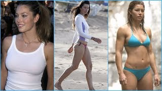 Jessica Biel - Rare Photos | Childhood | Wedding | Family