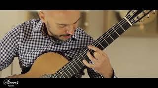 Yorgos Nousis plays Políptico emocional Mvt. III Distancia by Yorgos Nousis on a 2017 Holzgruber