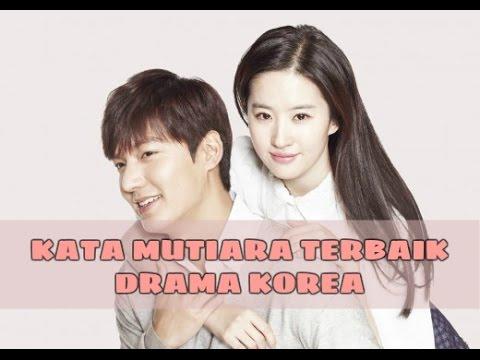 12 Kata Mutiara Terbaik Drama Korea