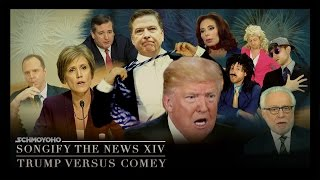 Trump vs. Comey | Songify The News 14