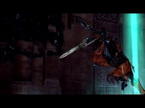 Prince of Persia (2008) Walkthrough [Part 6: The Sun Temple and the Wings of Ormazd]