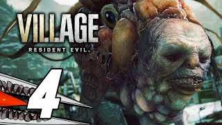 Resident Evil 8 Village - Gameplay Walkthrough Part 4 (PS5 Ray Tracing)