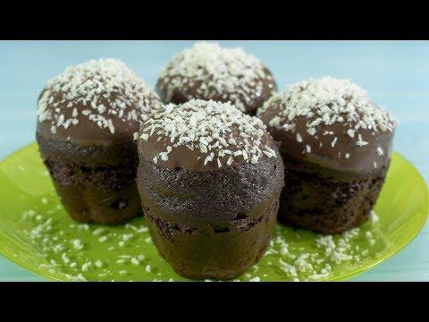 Quick And Easy CHOCOLATE Muffins Recipe   Dessert Recipes