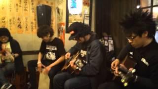 2014.04.09札幌開拓屋 太陽族アコースティックワンマンライブ FREE KICK...