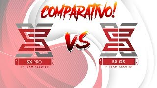COMPARATIVO TEAM XECUTER LICENCIA OS VS LICENCIA PRO