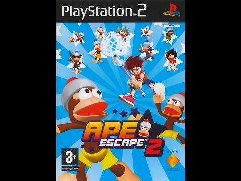 Ape Escape 2 Longplay