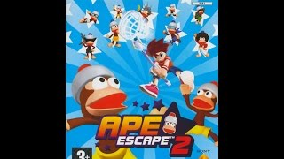 Ape Escape 2 Longplay