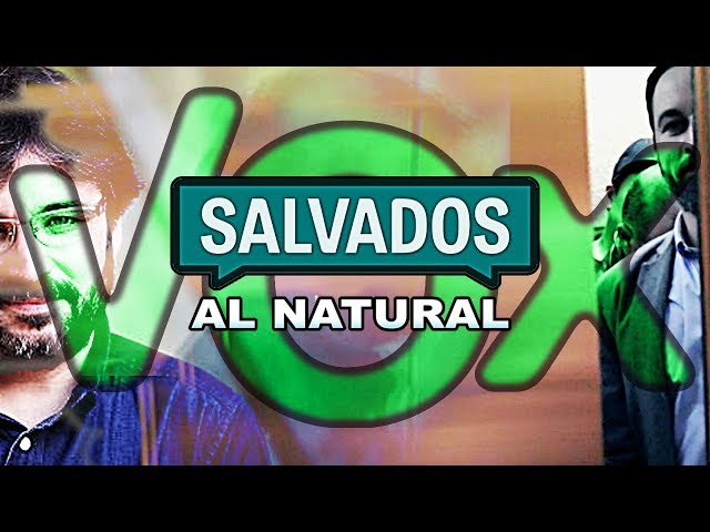 SALVADOS AL NATURAL / VLOG