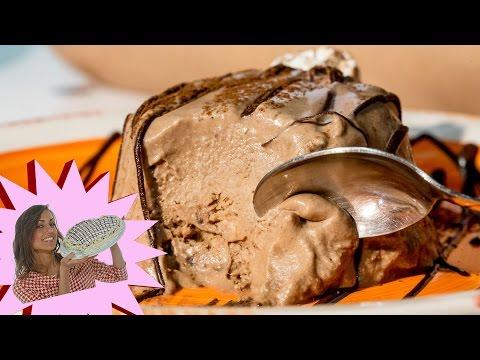 Semifreddo al Cioccolato - Senza Uova