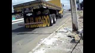 24-250 Bitruck Saindo com Pressão escape diretão FlogaoPressao24horas