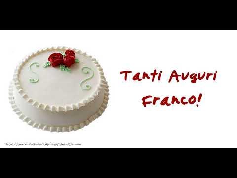 Auguri Di Buon Compleanno Franco Auguri Di Buon 50 Compleanno