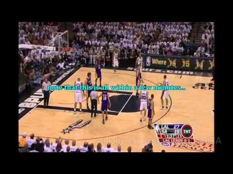 The Art of Rigging NBA Games