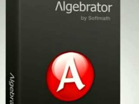 ALGEBRATOR 5.0.2 2012 - ALGEBRA MATH SOFTWARE ONLY $9.99 BUY NOW!