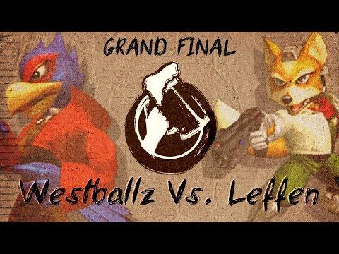 HEIR5  G2  Westballz Falco Vs TSM  Leffen Fox  Grand Finals  Melee Singles