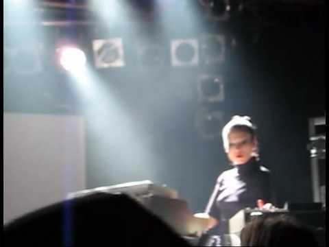 Alec Empire live @ Übel-und-Gefährlich (Hamburg)