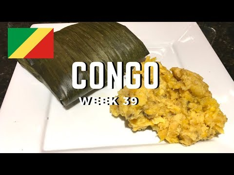 Second Spin, Country 39: Congo-Brazzaville [International Food]