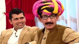 Kamran Akmal in Sawa Teen - Iftikhar Thakur's Urdu / Punjabi Comedy Show