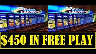 😩😩 IT ATE My FREE PLAY, Can I WIN IT BACK? ⚡️⚡️LIGHTNING LINK SLOT MACHINE!