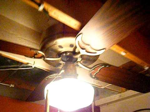 Hampton Bay And Litex Hugger Ceiling Fans Doovi