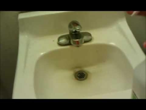 How Do I Remove Porcelain Kitchen Sink