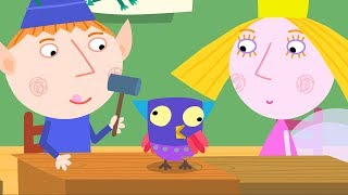 Ben and Holly's Little Kingdom | King Thistle Get Shrunk! | 1Hour | HD Cartoons for Kids