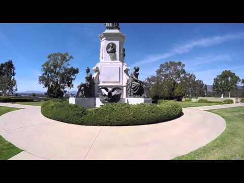 Forest Lawn Memorial Park - Hollywood Hills