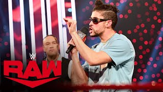 Bad Bunny & Damian Priest up the stakes for WrestleMania: Raw, Apr. 5, 2021