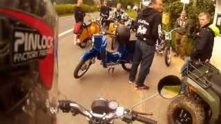2 Takt Crew Ostrau||Simson Moped Ausfahrt nach Dresden||Simson S51/50, Star, Schwalbe||