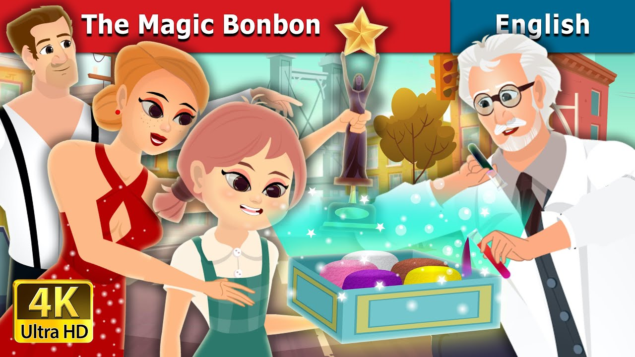 The Magic Bonbons Story in English | Stories for Teenagers | English Fairy Tales