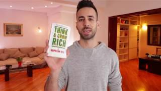 A 50 Cent Lesson In Persistence - Think & Grow Rich Napoleon Hill