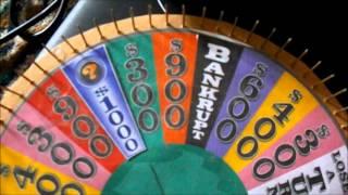 homemade wheel of fortune 60