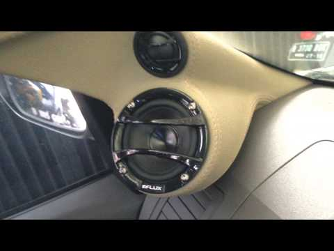 Audio mobil Toyota Fortuner | 3 way | Innovation car audio jakarta