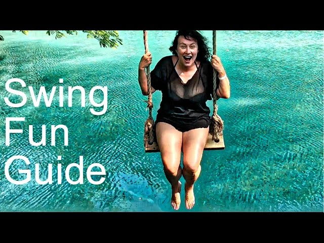 River Adventure Funny Jumps From The Swing At La Huasteca Potosina San Luis Potosi Mexico Youtube