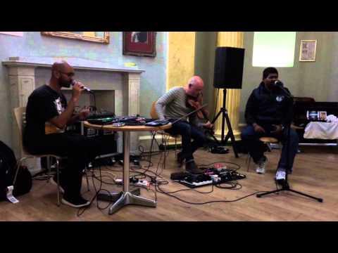 Jason Singh - Aidan O'Rourke - Rahul Ravindran - 1 - Associate Artist Programme 2015 (Scotland)