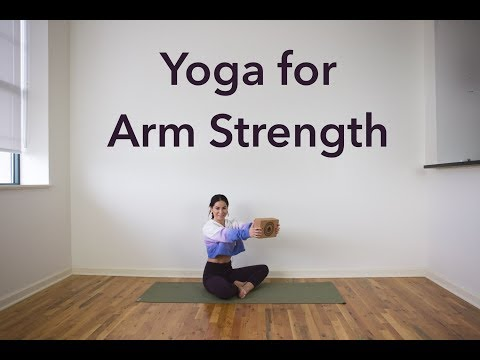 Quick Yoga For Arm Strength