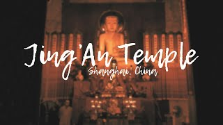 Jing'An Temple - Shanghai - China