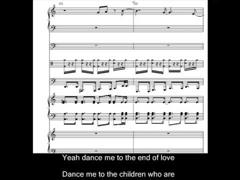 Songtext von Leonard Cohen - Dance Me to the End of Love ...