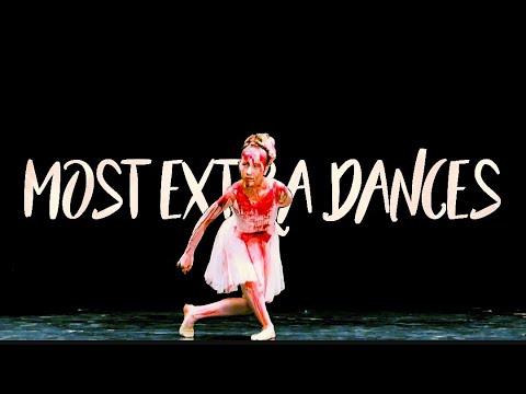 Most Extra Dances On Dance Moms || ALDC Boulevard